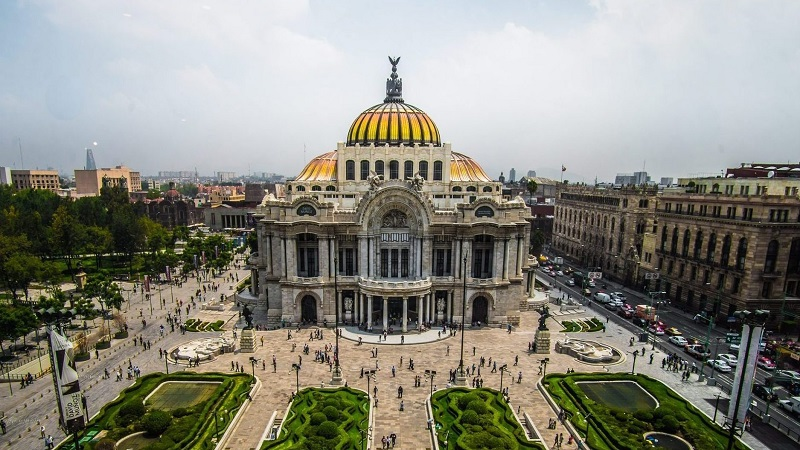 8 places in mexico that you should visit for vacation for Places to visit in mexico city