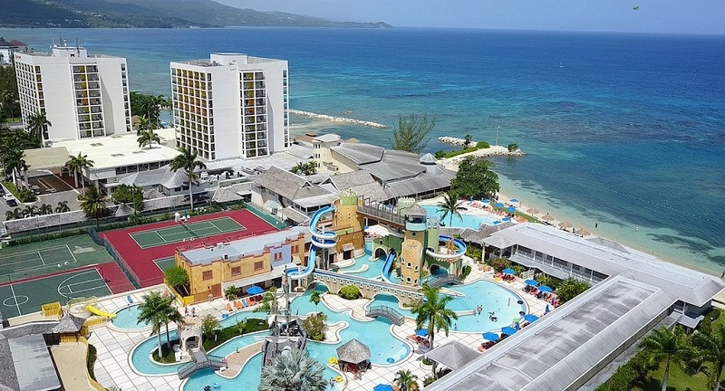 Jamaica - Ocean Splash Resort